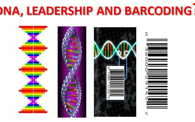 Master Class. New Leadership DNA. 10 Steps to becoming the new leader we've been waiting for