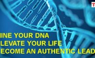 Mine your DNA – Elevate your Life – Become an Authentic Leader. Free E-book