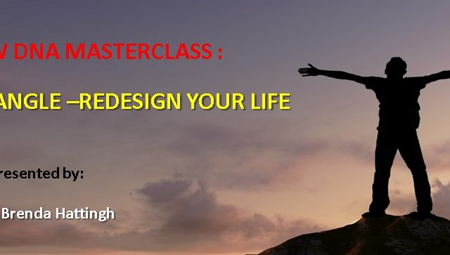 MasterClass: Detox – Detangle -Redefine your Life