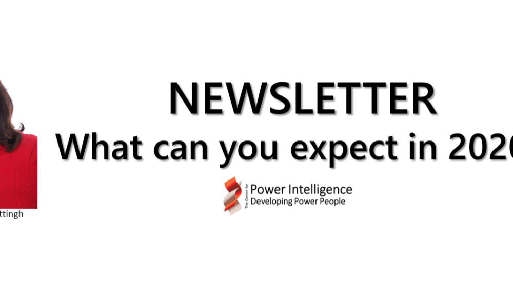 Newsletter. What can you expect in 2020