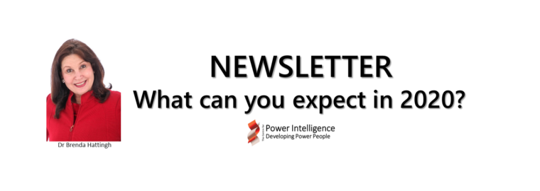 Newsletter: What can you expect in 2020